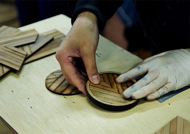りんごの木 職人 手作り