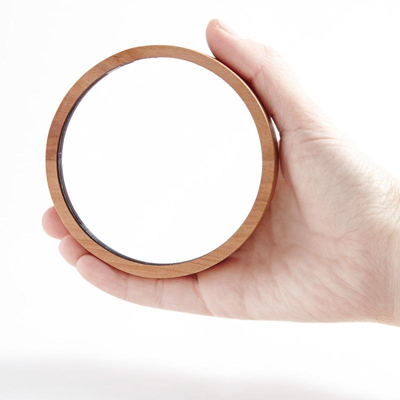 手鏡 CHITOSE 千年 りんごの木