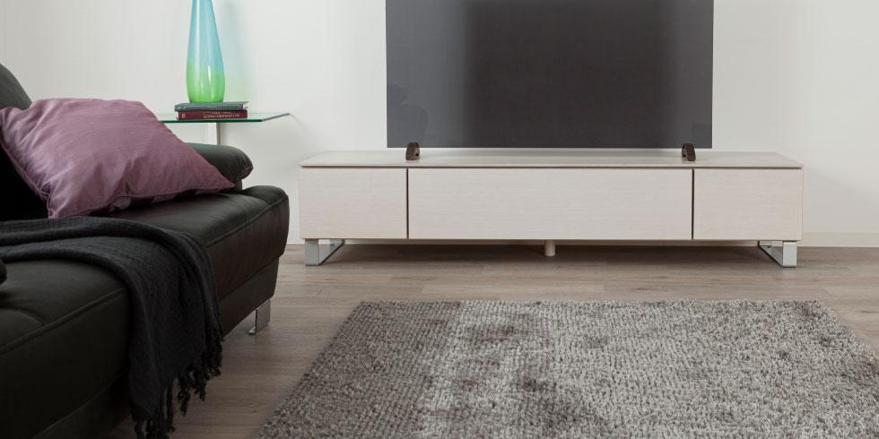 テレビボード オーク ホワイト