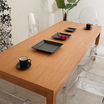 ダイニングテーブル ブラックチェリー