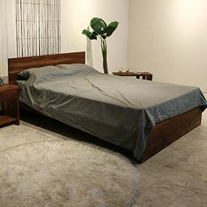 ジール ベッド フレーム