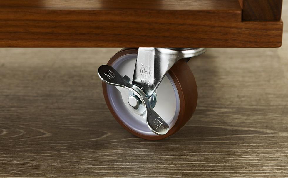 サイドテーブル キャスター