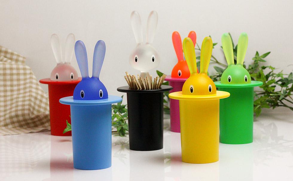 楊枝入れ magic bunny マジックバニー