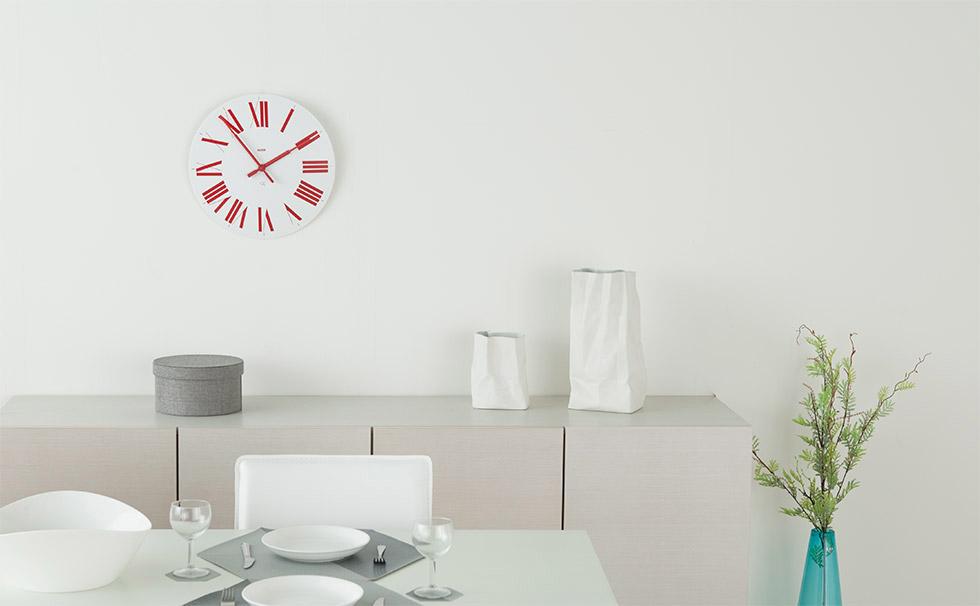 時計 壁掛け フィレンツェ ALESSI